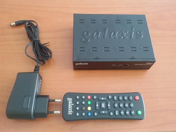 Antenas TV y Componentes